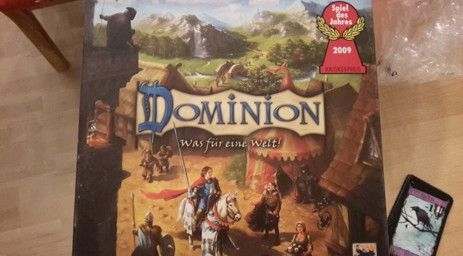 Dominion Inhalt