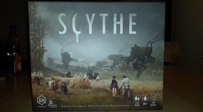 Ina zockt… Scythe