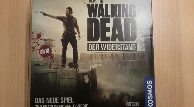 Ina zockt… The Walking Dead – Der Widerstand
