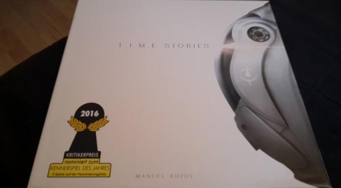 Ina zockt… T.I.M.E Stories (ohne Spoiler)