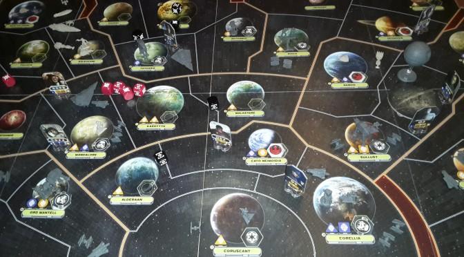 Ina zockt… Star Wars Rebellion