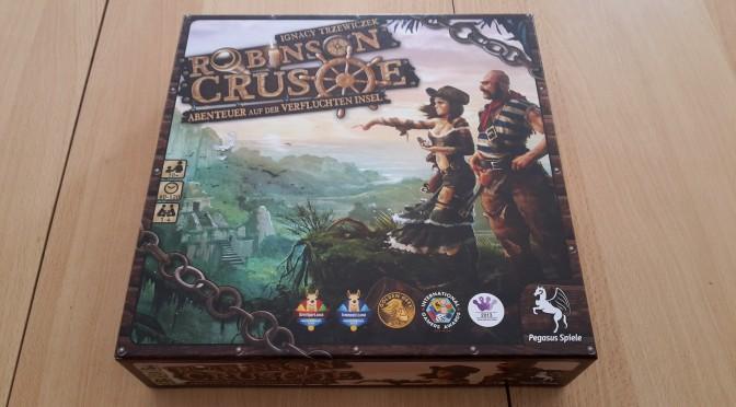 Ina zockt… Robinson Crusoe
