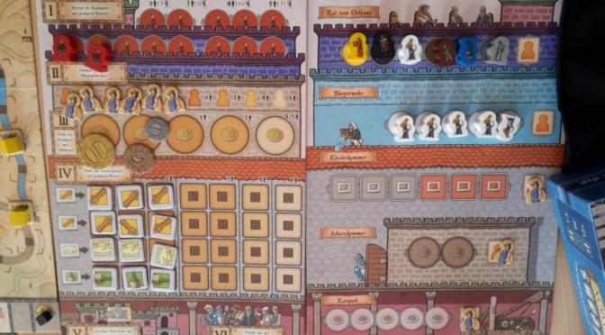Ina zockt… Orléans in der kooperativen Variante