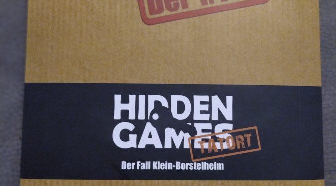 Ina zockt… Hidden Games Tatort